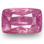 5.18-Carat Unheated Vivid Pink Sapphire from Madagascar (GRS)