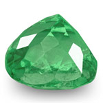 4.92-Carat Rare Eye-Clean Lively Green Colombian Emerald (GRS)