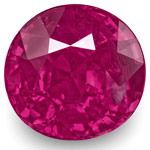 3.65-Carat Remarkable Unheated Ruby from Mogok, Burma (GRS)