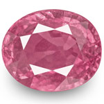1.33-Carat GIA-Certified Natural & Unheated Oval Padparadscha