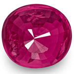 2.48-Carat GRS-Certified Unheated Rich Pinkish Red Burmese Ruby