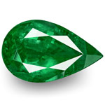 5.52-Carat Top-Grade Deep Green Zambian Emerald (GRS-Certified)