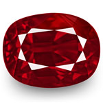"4.02-Carat Collector-Grade VVS ""Pigeon Blood Red"" Ruby (GRS)"