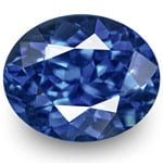 "2.52-Carat Pair of GRS-Certified ""Royal Blue"" Ceylon Sapphires"