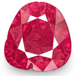 2.64-Carat IGI-Certified Unheated Lively Pinkish Red Burma Ruby