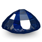 3.69-Carat Exclusive Unheated VVS-Clarity Royal Blue Sapphire
