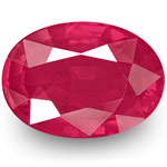 2.09-Carat Eye-Clean Velvety Pinkish Red Ruby from Burma (IGI)