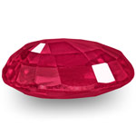 1.15-Carat Unheated Rich Pinkish Red Ruby from Mozambique (IGI)