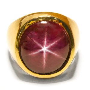 Jewelry Solutions Starruby In Exotic Gemstones
